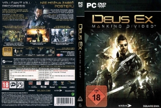 Огляд Deus Ex: Mankind Divided