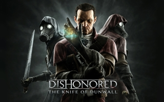 Скріншот 1 - огляд комп`ютерної гри Dishonored: The Knife of Dunwall and The Brigmore Witches