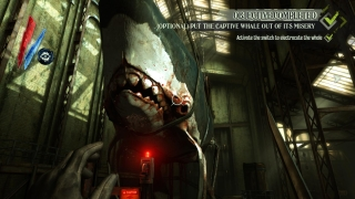 Скріншот 7 - огляд комп`ютерної гри Dishonored: The Knife of Dunwall and The Brigmore Witches