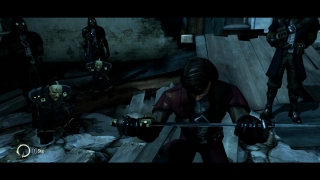 Скріншот 13 - огляд комп`ютерної гри Dishonored: The Knife of Dunwall and The Brigmore Witches