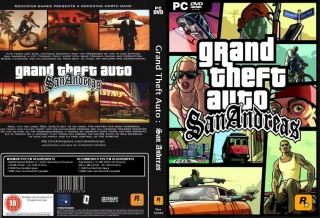 Огляд Grand Theft Auto: San Andreas