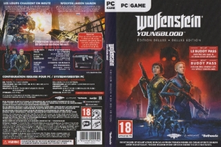 Огляд Wolfenstein: Youngblood